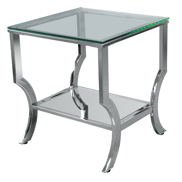 Mays End Table by Rosdorf Park