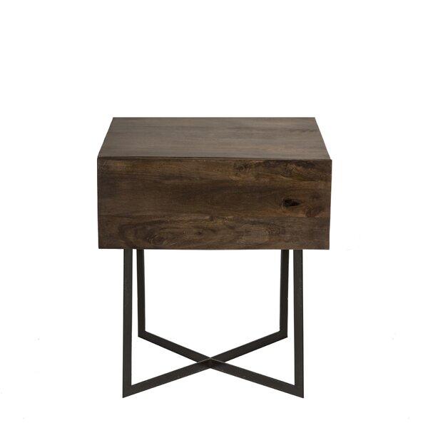Ranlo End Table by Brayden Studio