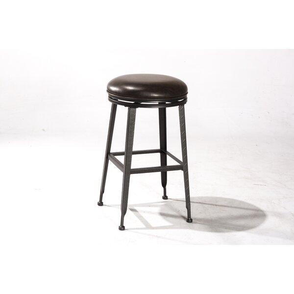 Myres 30 Swivel Bar Stool by Williston Forge