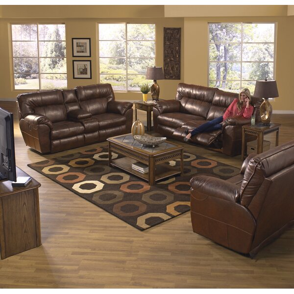Nolan Extra Reclining  Wide Living Room Collection by Catnapper