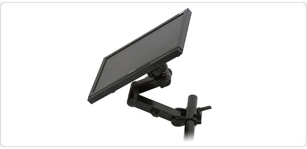 Swivel LCD Extension Arm Wall Mount for 13-26 Screens by MonMount