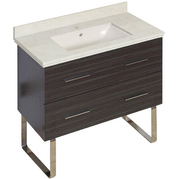 Hinerman 36 Single Bathroom Vanity Set by Royal Purple Bath Kitchen