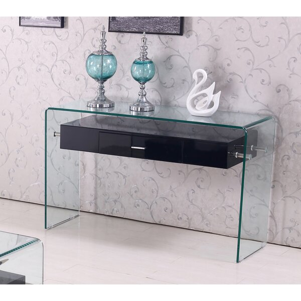 Best Quality Furniture Black Console Tables