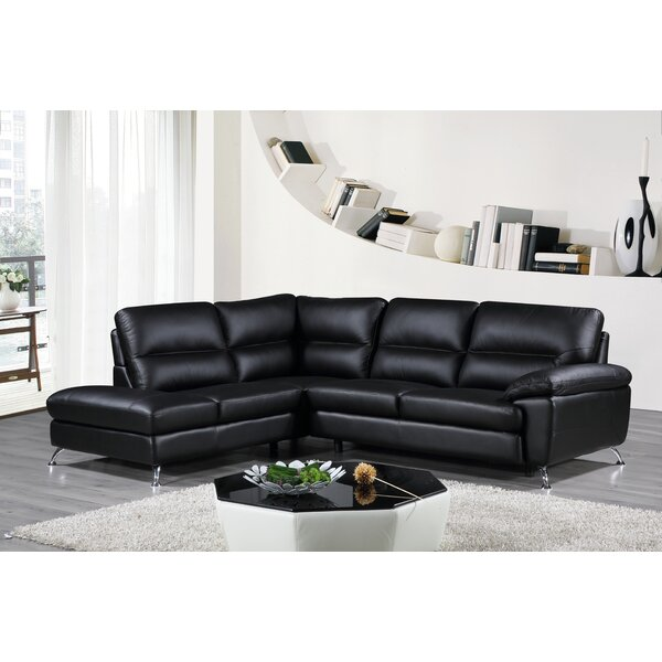 Boston Sectional by Cortesi Home