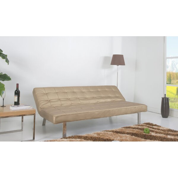 Vegas Convertible Sofa by Gold Sparrow