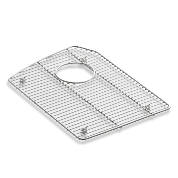 Tanager Stainless Steel Sink Rack for Left-Hand Bowl Of Tanager Kitchen Sink by Kohler
