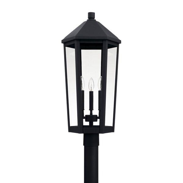 Drew 3-Light 27.25 Lantern Head by Alcott Hill