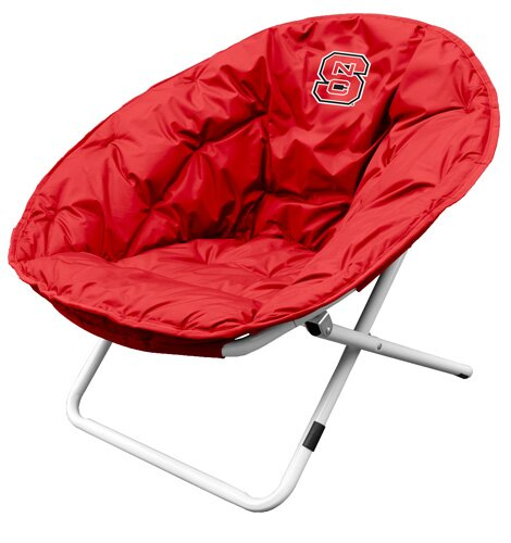 Collegiate Sphere Chair - North Carolina State by Logo Brands