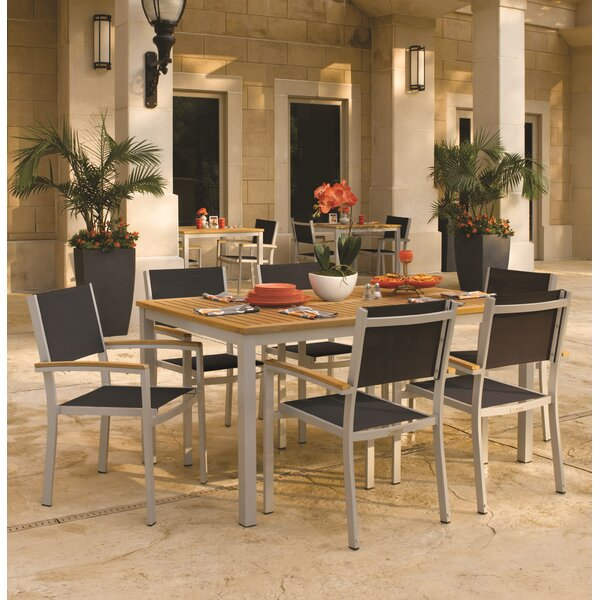 Caspian Dining Table by Sol 72 Outdoor