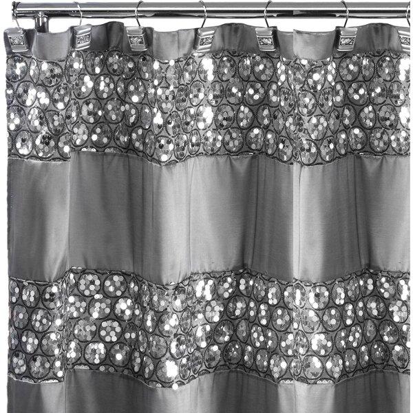 Rivet Shower Curtain by Willa Arlo Interiors