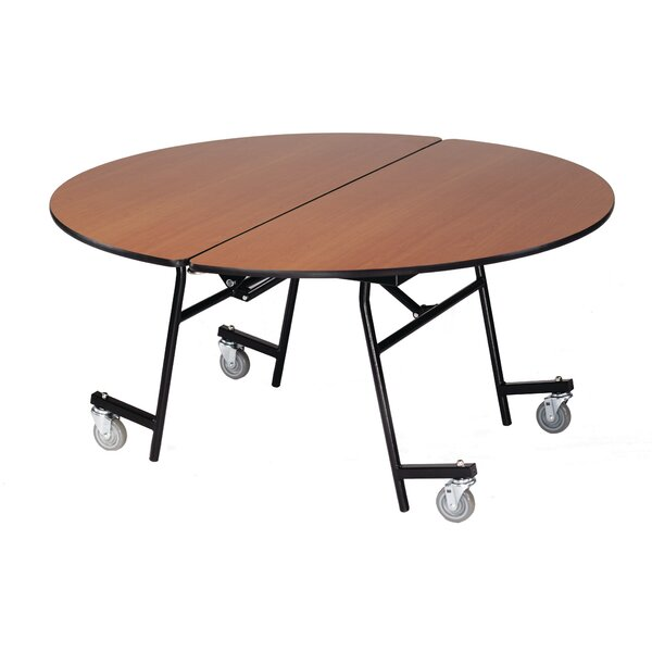 Circular Cafeteria Table by AmTab Manufacturing Co