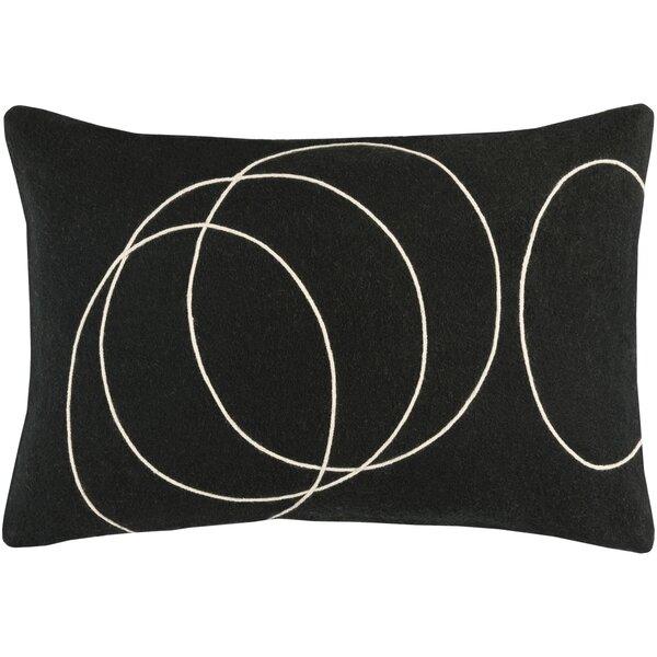 Bold Wool Lumbar Pillow by Bobby Berk Home
