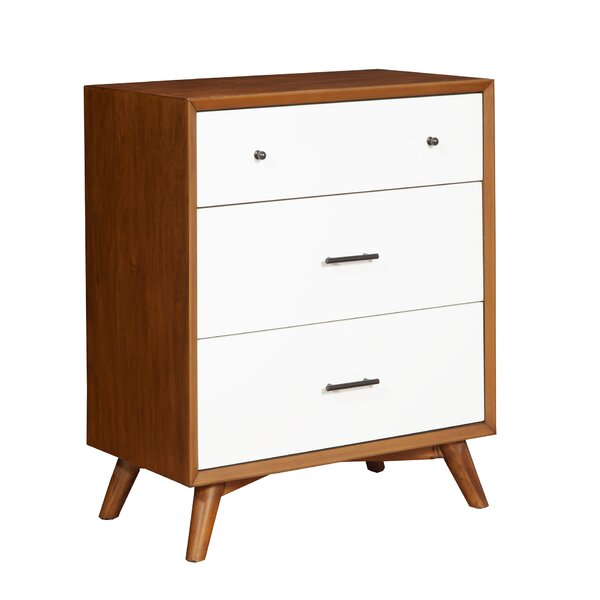 Horning 3 Drawer Chest by George Oliver