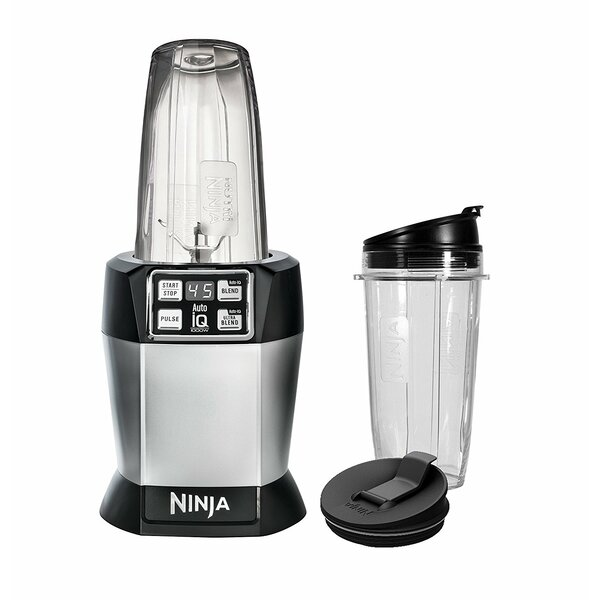 Ninja Nutri Auto-iQ Countertop Blender by Shark