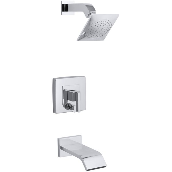 Loure Rite-Temp Bath/Shower Trim Set by Kohler