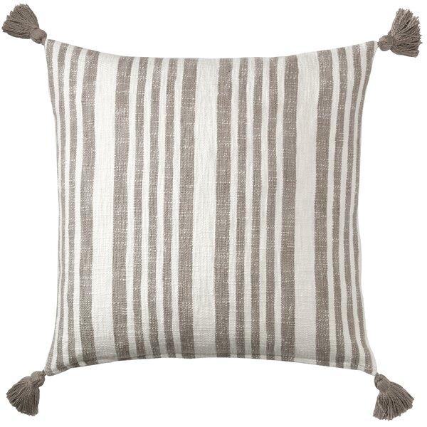 Flagstone Cotton Throw Pillow by CompanyC
