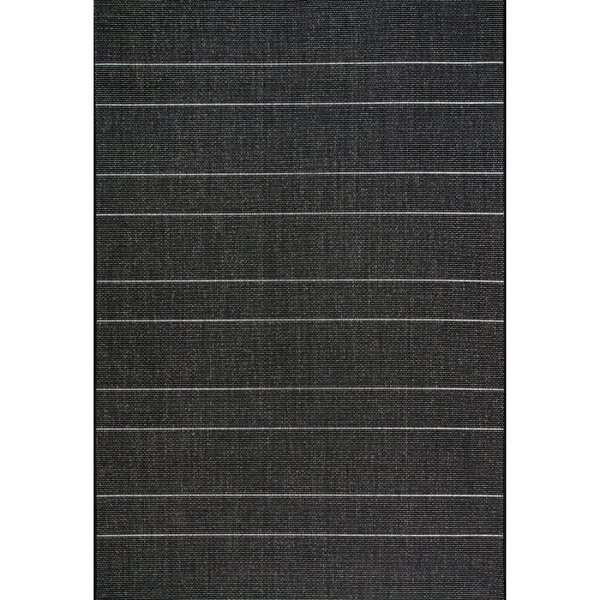 Randall Black Indoor/Outdoor Area Rug by Union Rustic
