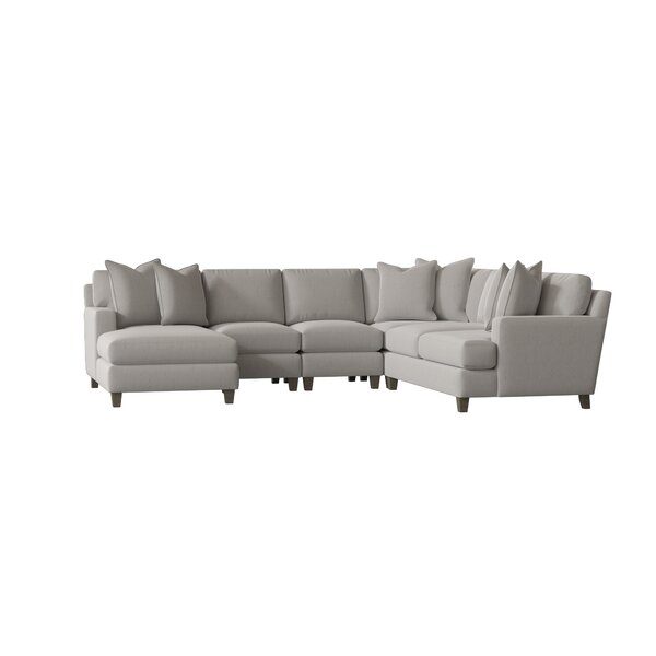 Mila 137'' Left Hand Facing Large Sectional