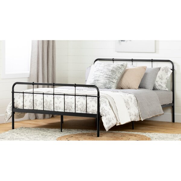 Plenny Platform Bed by South Shore