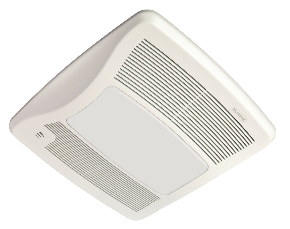 Broan Ultra Series 110 Cfm Energy Star Bathroom Fan With Light And Humidity Sensing Reviews