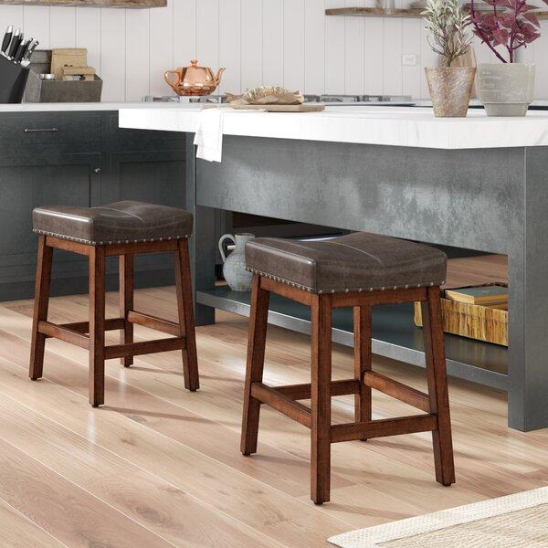 Irving 24 Bar Stool (Set of 2) by Birch Lane™