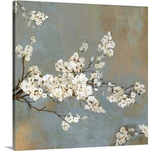 Ode to Spring II by Asia Jensen Painting Print on Wrapped Canvas by Great Big Canvas