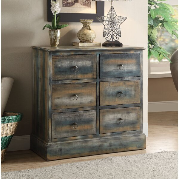 Liz 6 Drawer Accent Chest By Gracie Oaks