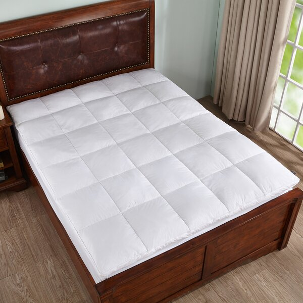 Goose Feather Mattress Topper by Alwyn Home