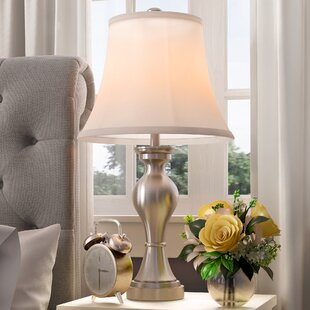 Ovid Table Lamp (Set of 2) by Three Posts