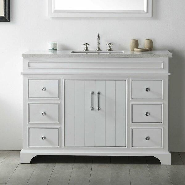 Agustina 48 Single Bathroom Vanity Set by Gracie Oaks