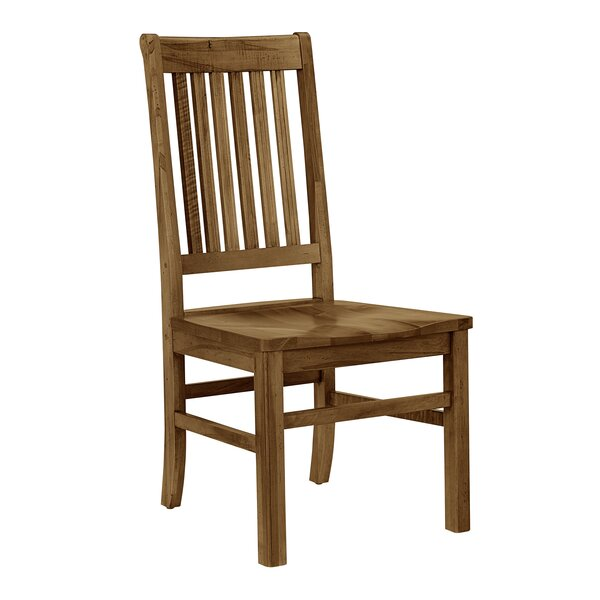 Rader Solid Wood Dining Chair (Set of 4) by Gracie Oaks