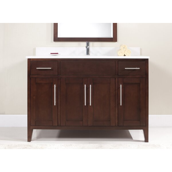 Bedelia 49 Single Bathroom Vanity Set by Latitude Run