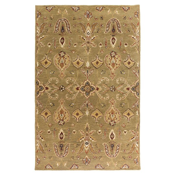 Dussault Sage Grace Area Rug by Charlton Home