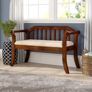 Great Price Yorkshire Wood Bench ByAlcott Hill