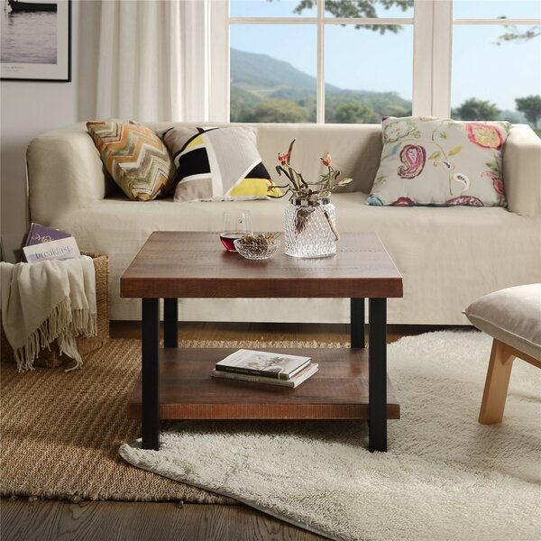 Pierron Coffee Table With Storage By Gracie Oaks