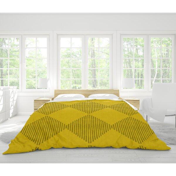 Ruthton Diamond Block Single Comforter