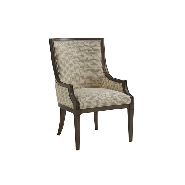 Ivory Key Armchair by Tommy Bahama Home Tommy Bahama Home