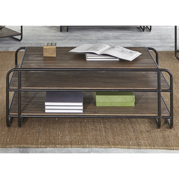 Camino Coffee Table by Trent Austin Design