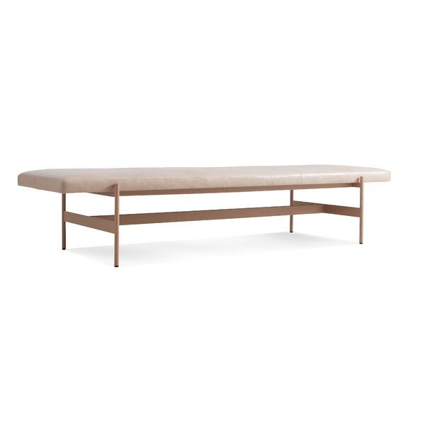 Day Jumbo Metal Bench by Blu Dot