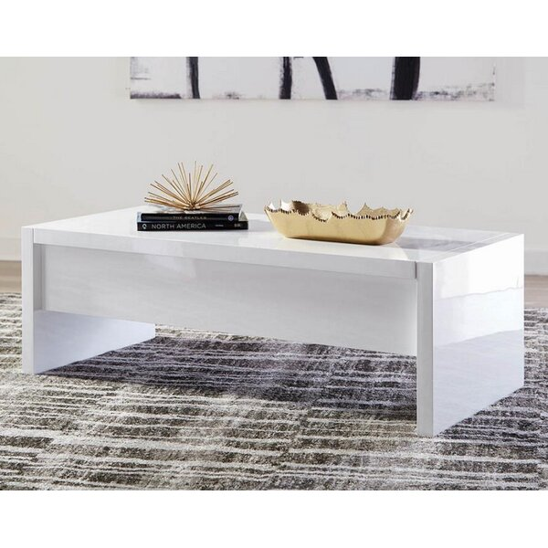 Stilwell Lift Top Sled Coffee Table With Storage By Orren Ellis