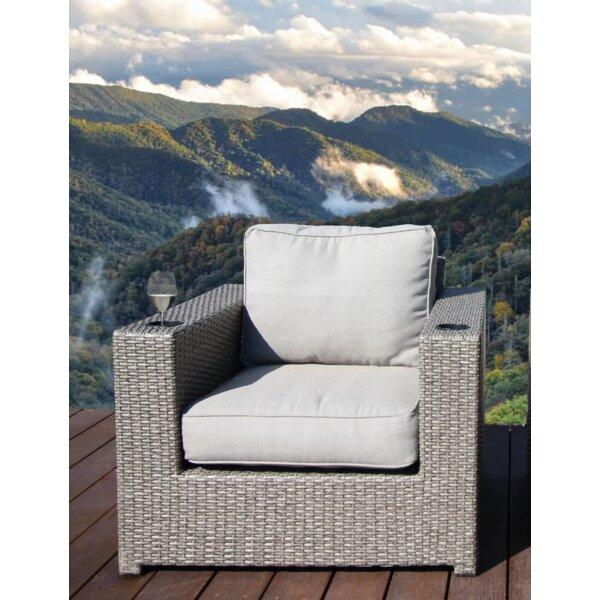 Ertan Patio Chair with Cushions by Latitude Run