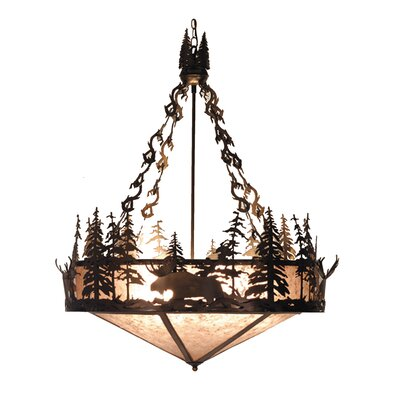 Loon Peak Tifton 6 Light Unique Pendant Loon Peak From Wayfair North America Shefinds