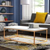 Travis Heights Frame Coffee Table by Wade Logan®
