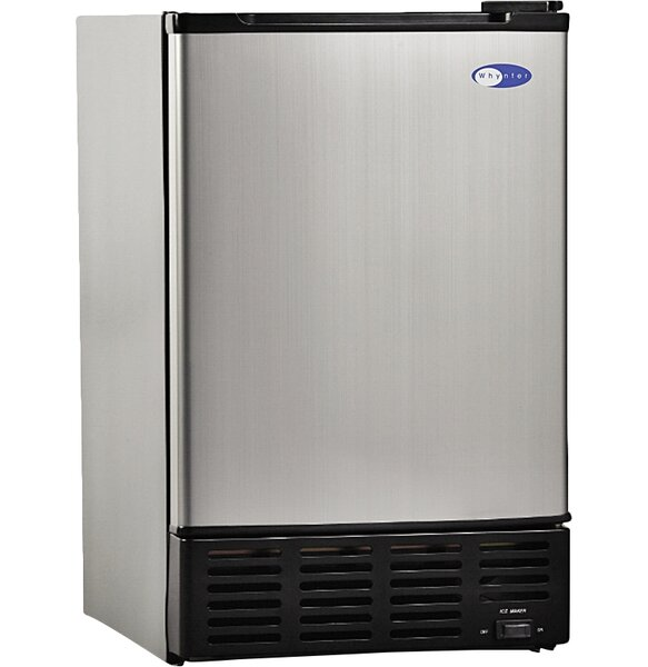 15 12 lb. Daily Production Built-In Ice Maker by W