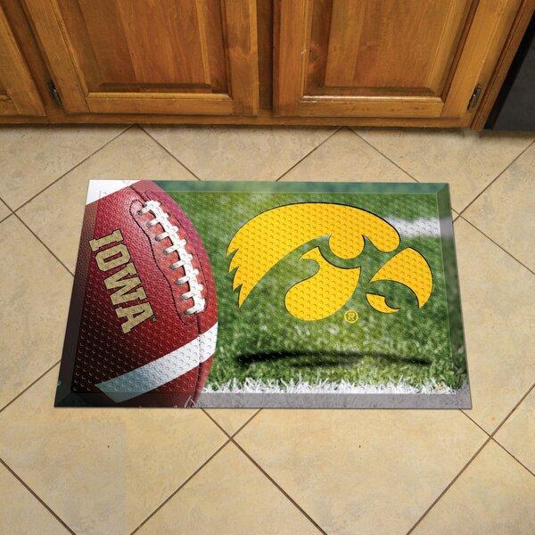 University of Iowa Doormat by FANMATS