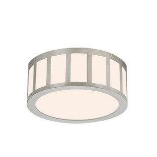Oronoco Flush Mount By Latitude Run