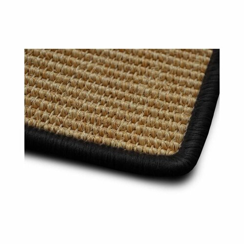 Glynis Tufted Black Rug Mercury Row Rug Size: Runner 200 x 1