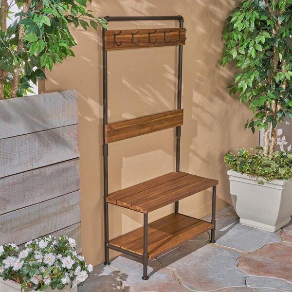 Iron Garden Bench by Williston Forge