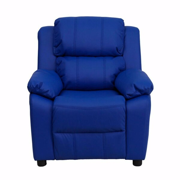 Heinz Deluxe Heavily Padded Recliner by Zoomie Kid