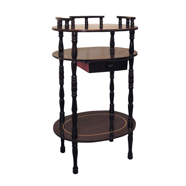 Multi-Tiered End Table by ORE Furniture